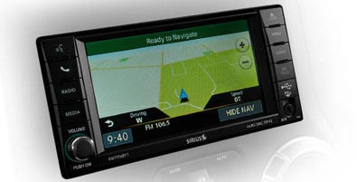 Radio with Navigation by Garmin®